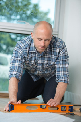 flooring contractors in Badger