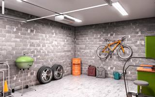 garage remodeling Brick