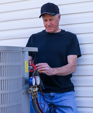 heating hvac 45042 contractors