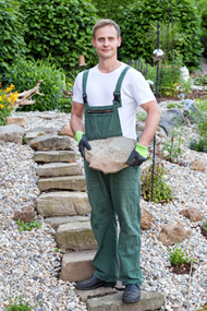landscaping Mitchell