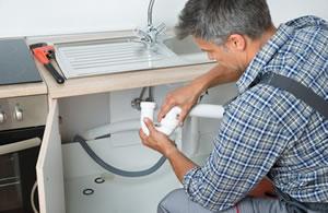 plumbing contractors Winner