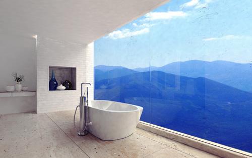 bathroom remodel 48033